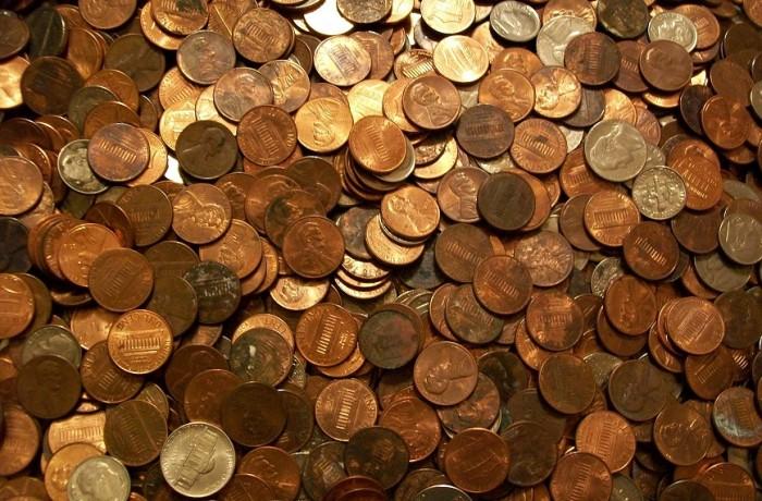 2. Scrap Coins & Metals